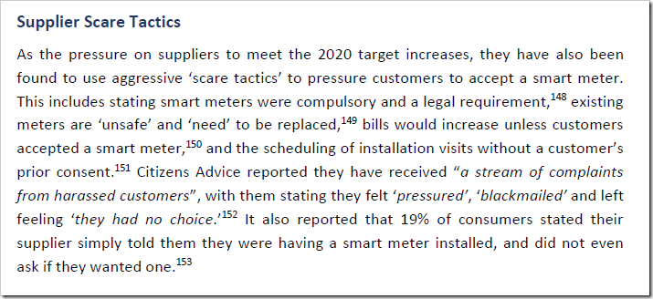 MPs Expose Smart Meter Con | NOT A LOT OF PEOPLE KNOW THAT