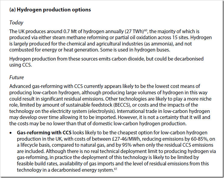 Is Hydrogen A Solution? | NOT A LOT OF PEOPLE KNOW THAT